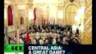 Central Asia: a big game?