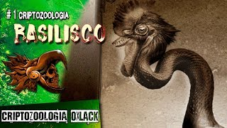CRIPTOZOOLOGIA #1 EL BASILISCO LA ABERRANTE CRIATURA @OxlackCastro
