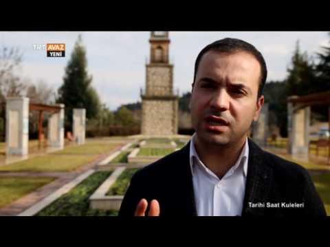 Bilecik Saat Kulesi'nin Mimari Özellikleri - Tarihi Saat Kuleleri - TRT Avaz