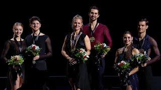 Церемония награждения. Танцы. Skate America. Гран-при по фигурному катанию 2019/20