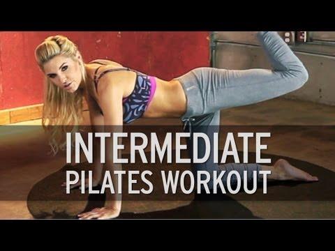 Basic Yoga and Pilates Exercises