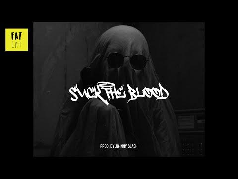 """Dark Old School boom bap Type Beat   Underground hip hop instrumental   """"Suck the blood"""""""
