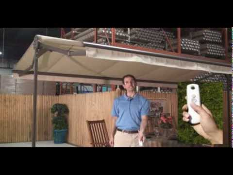 SunSetter Oasis Freestanding Awnings