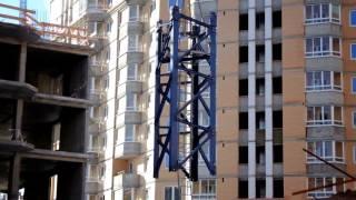 видео Выбор башенного крана (часть 1)