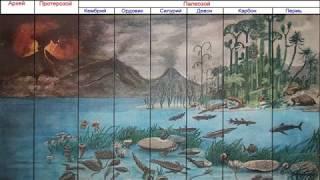 Ранняя история Земли (рассказывает палеонтолог Андрей Журавлёв)