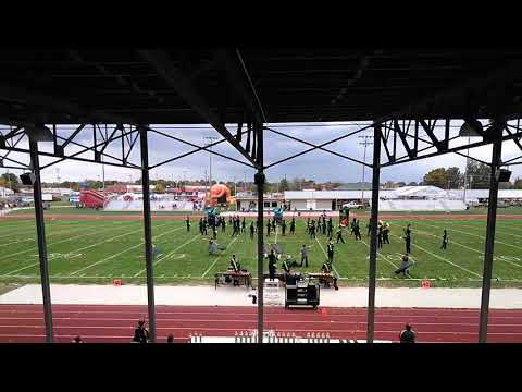 2017 MHS Marching Spoofhounds Field Performance-Trenton