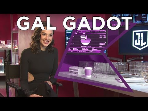 Gal Gadot talks Justice League, Wonder Woman & more!