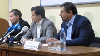 Нижегородские депутаты обсуждают парк имени Кулибина