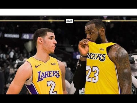 f426e690e18 LeBron James says Lonzo Ball starting to realize  how great he is ...