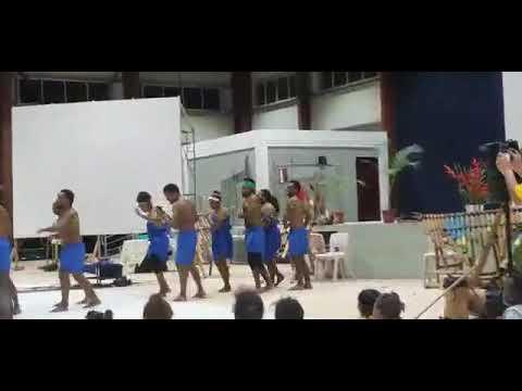 Emalus Solomon Islands law student taga'ai dance 2020