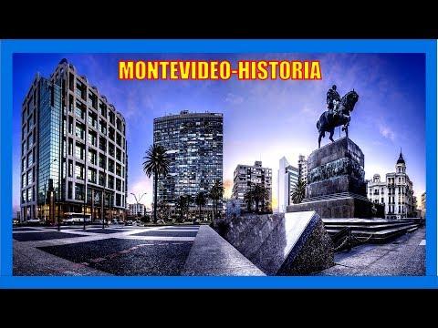 Historia de Montevideo-Uruguay-Producciones Vicari.(Juan Franco Lazzarini)