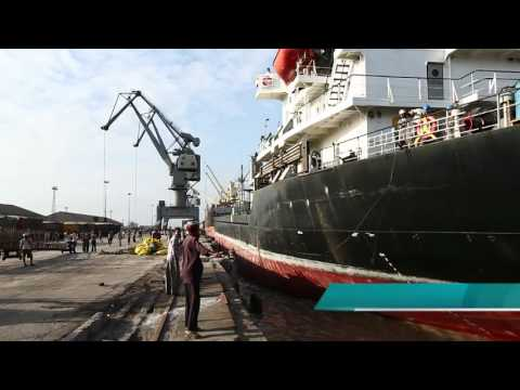 Video film on Kandla Port Trust