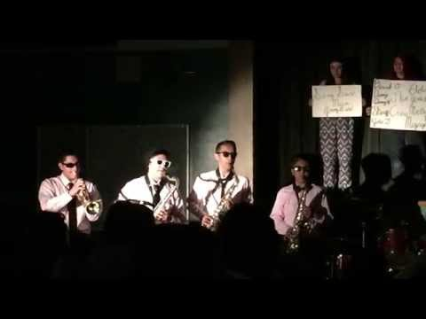 Lawrence Cook Middle School - Talent Show 2015  - Jimmy & The Crew
