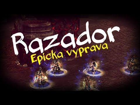 Quadcore Razador: Epická výprava!