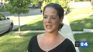 Woman issues warning after she was attacked, had her car stolen near Forest Park