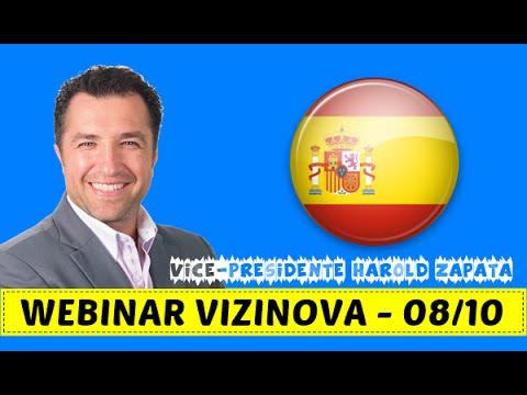 Webinar Corporativo Vizinova