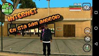 MOD DE CAFÉ DE INTERNET EN GROVER STREET GTA SAN ANDREAS ANDROID  Chucho Mods Z con mi voz REAL