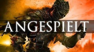Dark Souls 3 - Drei Stunden angespielt! (Stream vom 16.10.) - Hooked