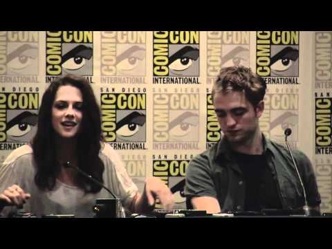 The Twilight Saga: Breaking Dawn, Pt. 1 - Full press conference