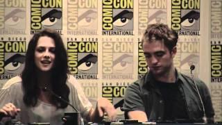 The Twilight Saga: Breaking Dawn, Pt. 1 - Full Press Conference
