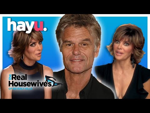 "All Of Lisa Rinna Saying ""Harry Hamlin"" 
