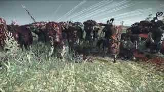 5 Praetorian Testudos vs 5000 Archers Rome 2 Total War