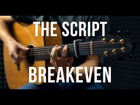 The Script - Breakeven - Fingerstyle Guitar Cover