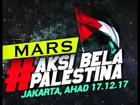 MANTAB! Habib Rizieq Ciptakan MARS BELA PALESTINA 171217