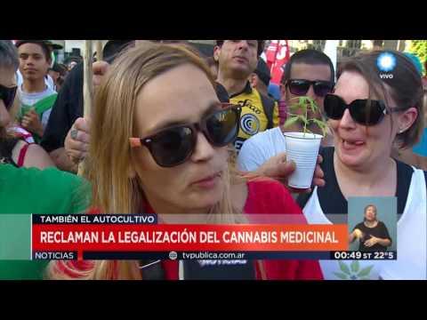 TV Pública Noticias - Reclaman la legalización del Cannabis medicinal y el autocultivo