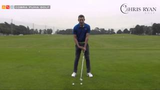 Golf Drill for More Solid Contact
