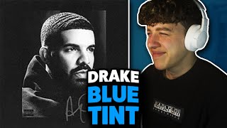 Drake - Blue Tint REACTION! [First Time Hearing]