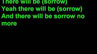 Bad religion-Sorrow lyrics