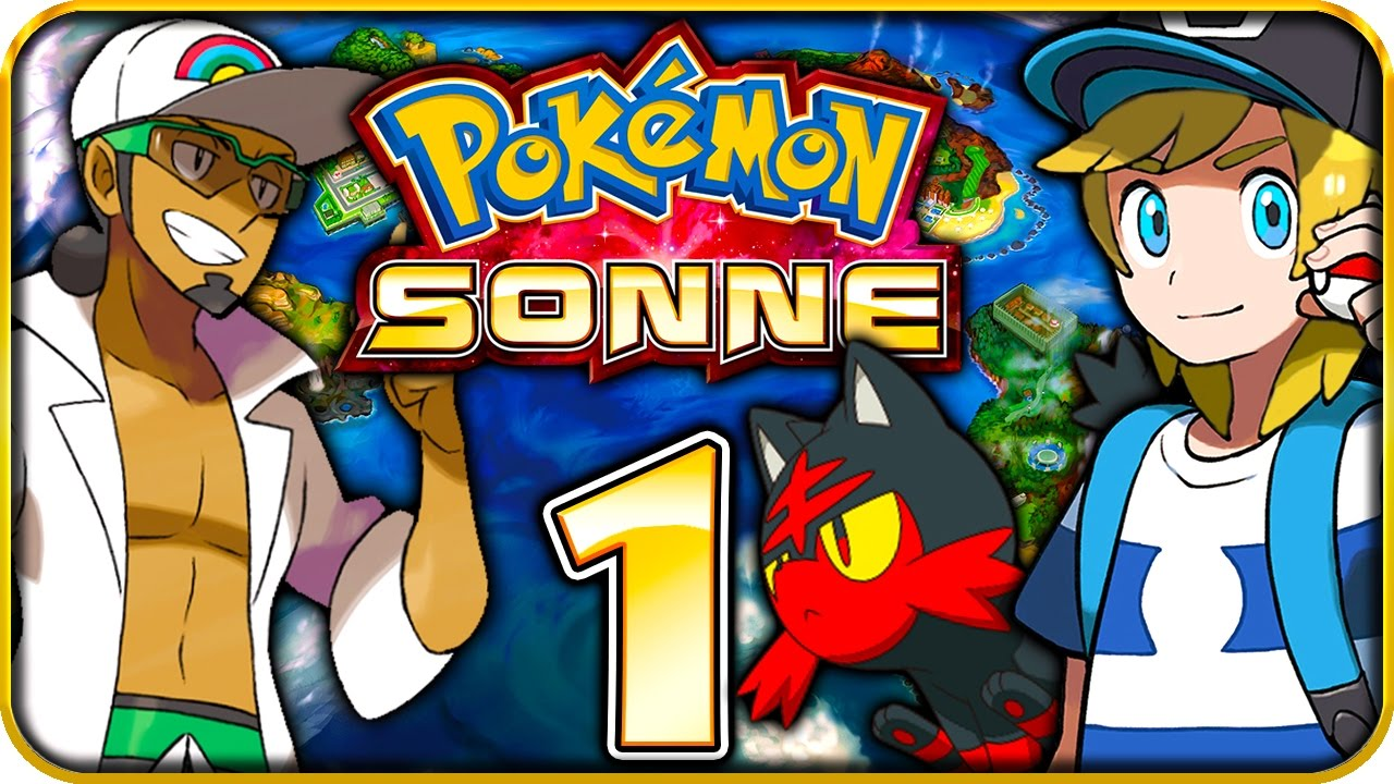 Pokemon Sonne Neues Spiel