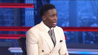Victor Oladipo Talks About Losing To Cavs In 7 Games | Inside The NBA | May 6, 2018