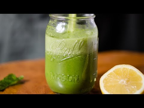 Get your Green On - Green Juice that is!