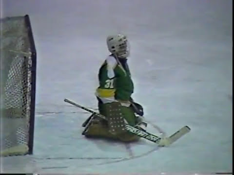 NJ HS Hockey 1987 State Championship, Montclair vs. Delbarton from Mennen on Suburban Cable TV3