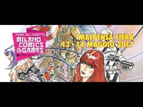 Milano Comics and Games 2017 - GARA COSPLAY + Premiazioni