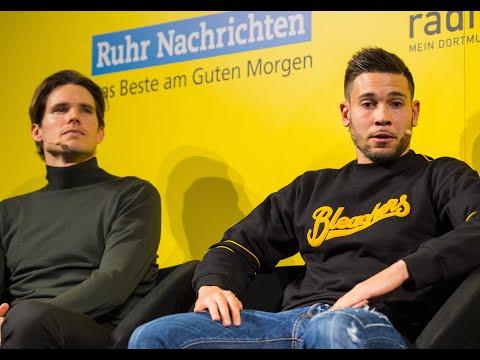 19:09 - der schwarzgelbe Talk mit Raphaël Guerreiro, Marwin Hitz & Reinhard Rauball