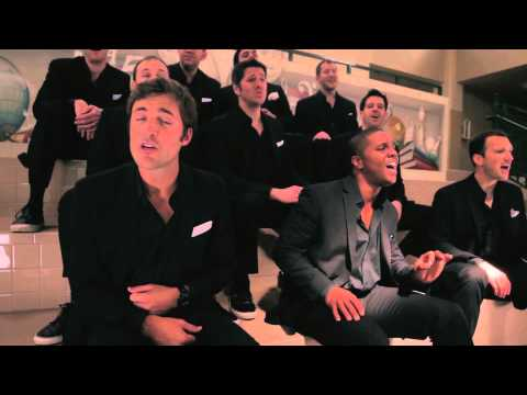 """Straight No Chaser - """"Let It Go"""" from Frozen - Prom Proposal"""