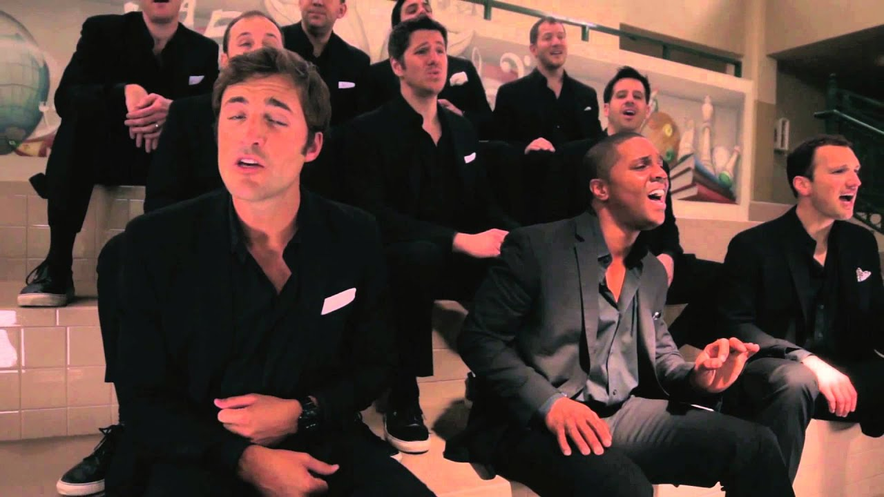 Straight No Chaser Let It Go From Frozen Prom