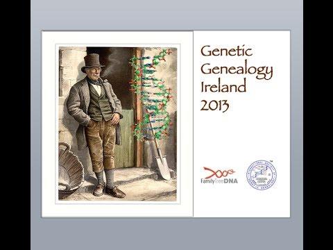Finbar O'Mahony - The O'Mahony surname study