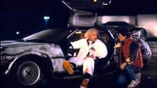 Back In Time - Huey Lewis & The News (Back to the Future)