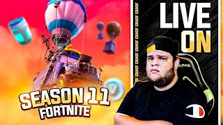 LIVESTREAM: FORTNITE ANTES DE DORMIR | AM3NlC