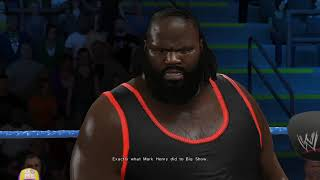 nL Live on Hitbox.tv - WWE 2k15 Showcase Mode - Hall of Pain [FULL]