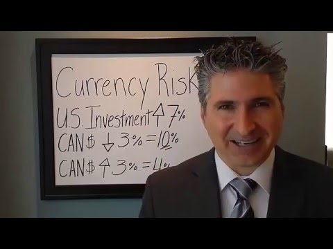 Understanding the Exposure you have to Currency Risk