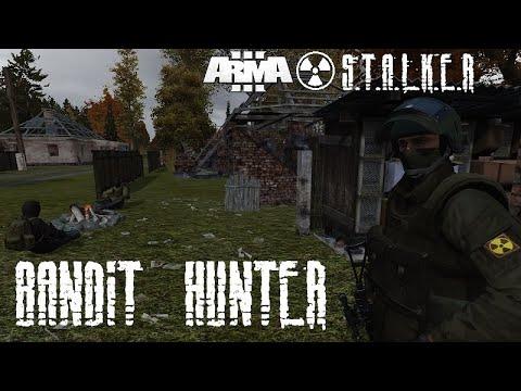 STALKER: Bandit Hunter (ArmA 3 Singleplayer mission)