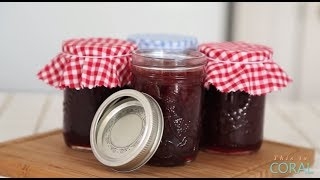 How To Make & Preserve Strawberry Balsamic Jam!