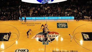 Madness In The Garden: The BIG EAST Way – 2015 Men's Basketball Tournament