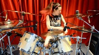 "Lamb of God ""Still Echoes"" Drum Cover (by Nea Batera)"