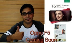 Oppo F5 I Price And Specifications I Another Bazel Less Phone.? Hindi